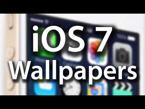 iOS 7 Wallpapers Download - Download iOS 7 Wallpapers - iOS 7 Leaked Wallpapers Download