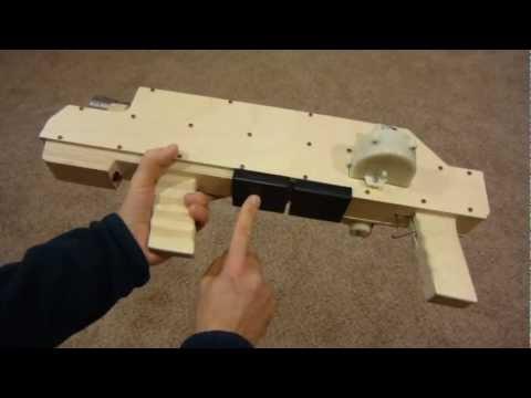 Ping Pong Ball Gun