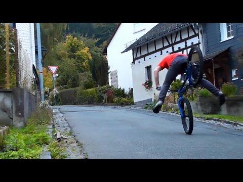 Inspired Bicycles   Tim Krey   Street Trial 2015