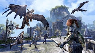 The Elder Scrolls Online: Cloudrest Trial Play-through
