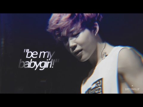 park jimin ─ his babygirl ; 16+