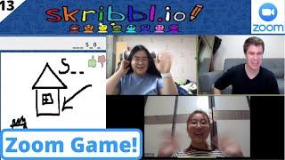 Skribblio   Online Pictionary   Skribbl.io   Game for Zoom   Online Teaching Games  Scribblio