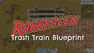 factorio train blueprint Videos - 9tube tv