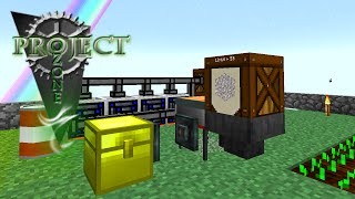 Minecraft Mods Project Ozone - IMMERSIVE TECHNOLOGY [E06