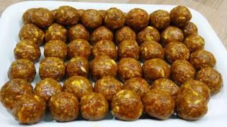 Kachi Haldi Ke Ladoo / हल्दी के लडू / Raw turmeric Ladoos / सौ रोगों  की एक दवा