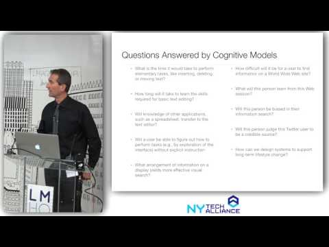 NYTECH- Models of Human-Information Interaction for UX Design 10-25-16