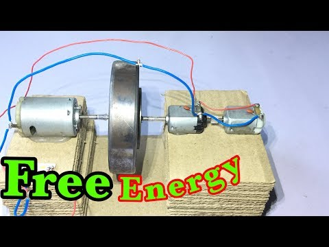 How to make free energy generator, a flywheel generators | Self running generators | homemade