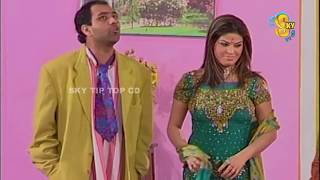 Gulfaam and Qaiser Piya Stage Drama Full Comedy Clip   Pk Mast