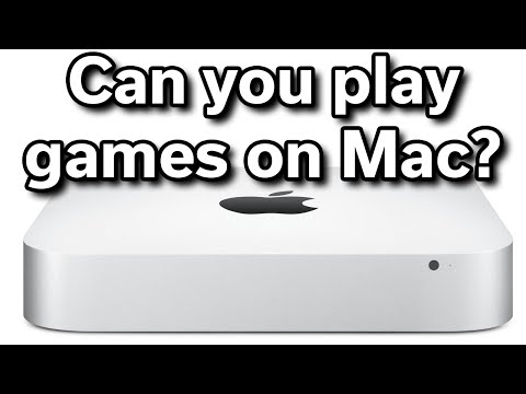 Can you play games on a Mac? - Gaming Overview