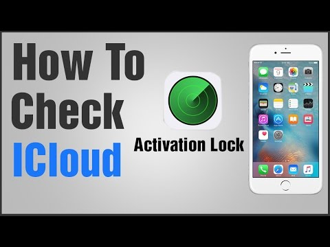 How to Check iCloud Activation Lock Status Urdu/Hindi