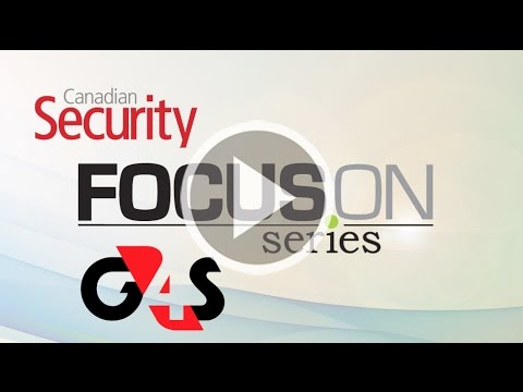 Focus On Health Care Security: G4S Canada