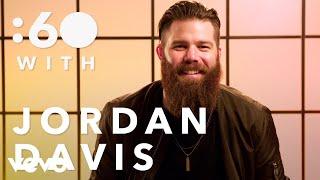 Jordan Davis - :60 With Jordan Davis