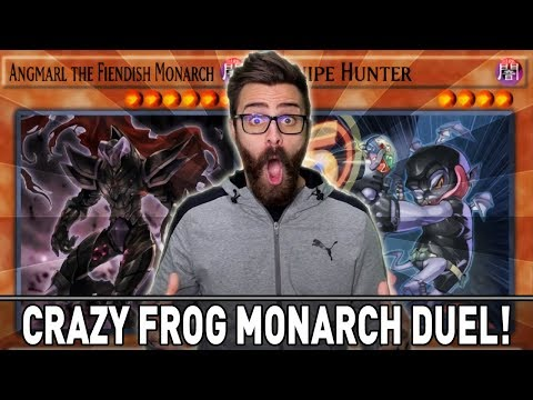 WHAT A FROG MONARCH DUEL!! | YuGiOh Duel Links PVP Mobile & Steam w/ ShadyPenguinn