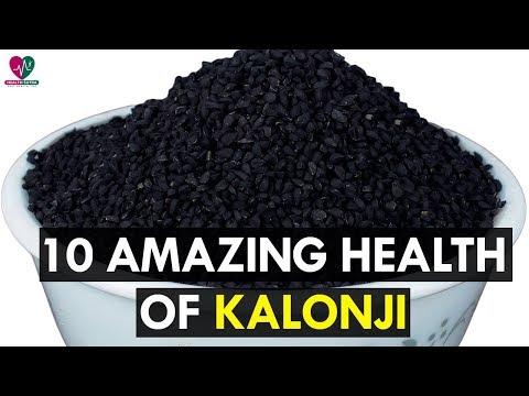 10 Amazing Health Benefits Of Kalonji Nigella Seeds