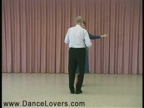 Learn to Dance the Cha Cha - Spot Reverses - Ballroom Dancing