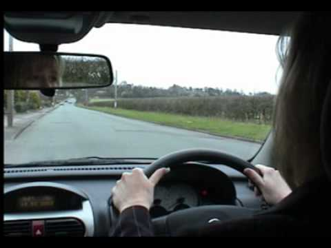 Driving Test Practical - Emergency Stop