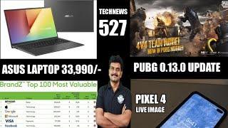 Technews 527 LG W Series,Pixel 4,Asus Vivobook 14,Honor Pad 5,PUBG 0.13.0,Huawei Ban etc