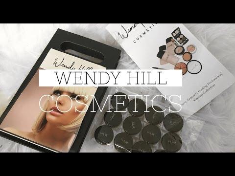 Wendy Hill Cosmetics | New Zealand Professional Makeup Brand | SoBeautyStuff.com