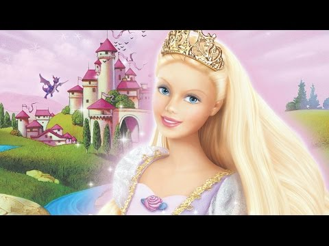 Barbie as Rapunzel: A Creative Adventure! (2002)
