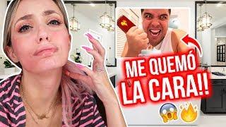 BROMA PESADA: MASCARILLA PICANTE!! 😱🌶🔥 TERMINA MAL! | Katie Angel