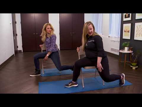 The Benefits Of Chair Yoga