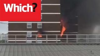 Whirlpool fire - Force action on fire-risk dryers