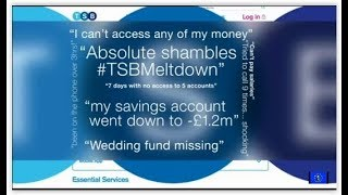 TSB chief to lose £2m bonus over customer  IT disaster