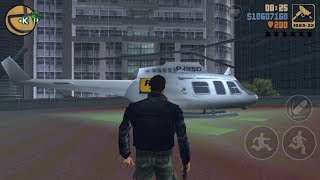 GTA III How get this helicopter/chopper in android by CJ.