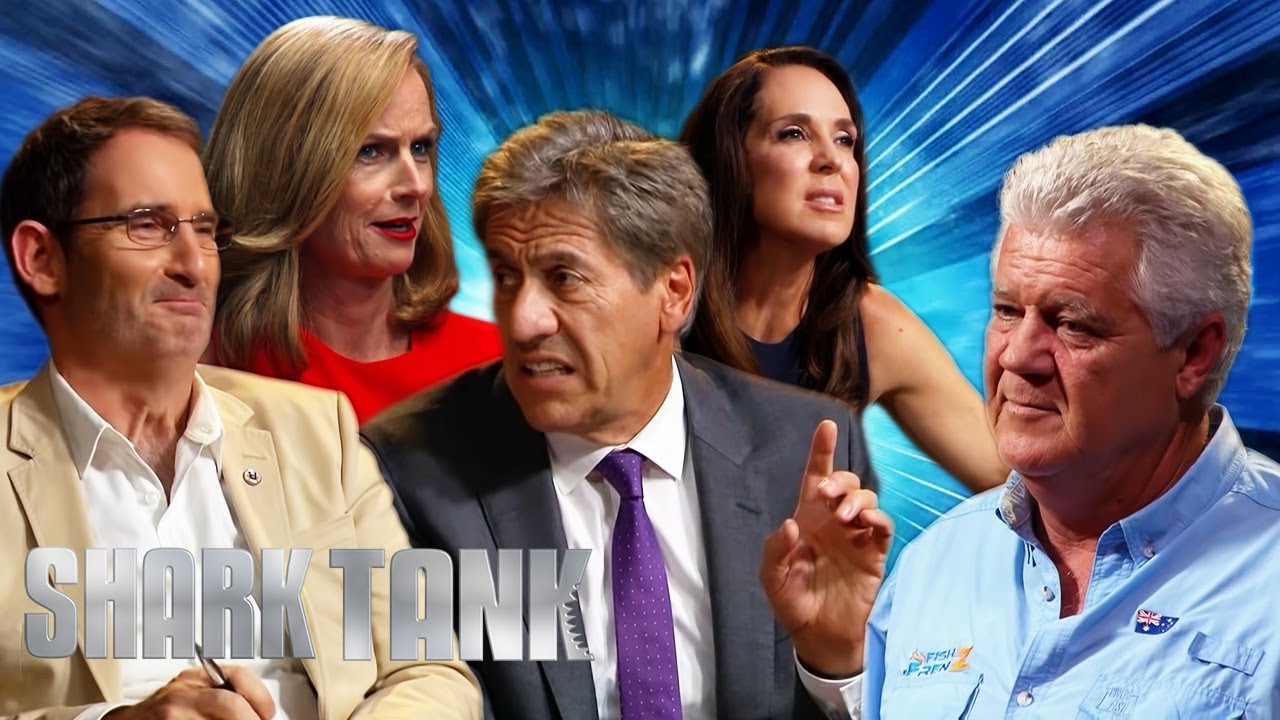 5 Pitches That Left The Sharks TOTALLY Confused | Compilation | Shark Tank AUS
