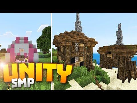 Minecraft Realms! - Unity SMP S2 Ep. 10 - ISLA DE MUERTA & GIFTING PADDY!!