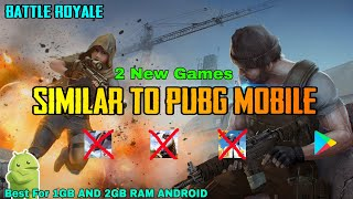 NEW SURVIVAL GAME LIKE PUBG FOR LOW RAM DEVICES | FOR LOW RAM PHONE