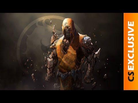 Mortal Kombat Tremor - Speed Painting (#Paint Tool SAI)   CreativeStation Exclusive