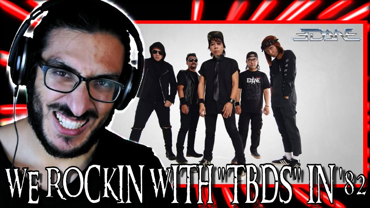 Download EDANE ARE BACK AND HEAVIER THAN EVER! Edane - Rock In 82 reaction Indonesia MP3 Gratis