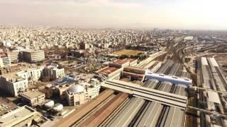 Iranian Railways for Tourism