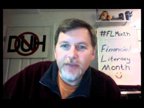 Financial Literacy Month - Day 1