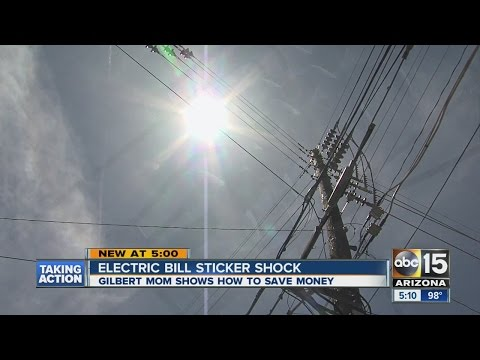 How to save money on your electric bill