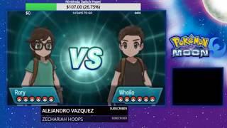 [SWB] Wholio Vs Rory Pokemon Sun & Moon