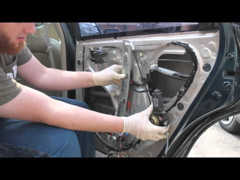 Window Regulator w/ Motor 99-04 Toyota Avalon Replacement