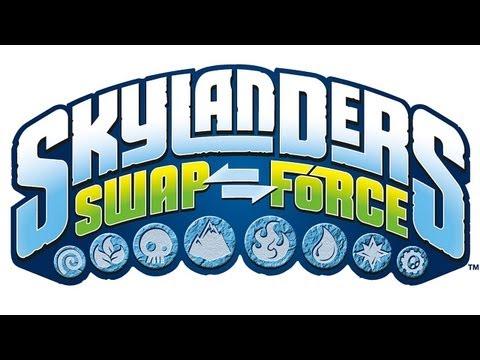 CGR Trailers - SKYLANDERS SWAP FORCE Reveal Trailer
