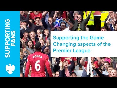 Game Changing with Frank Lampard | Barclays