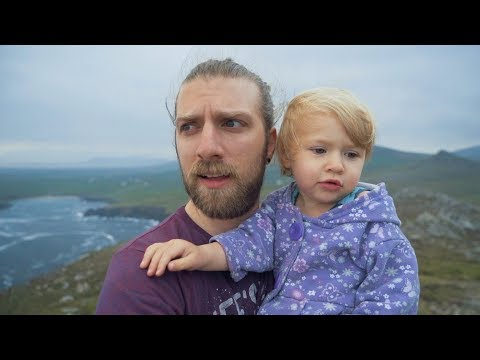 Exploring the Dingle Peninsula in Ireland