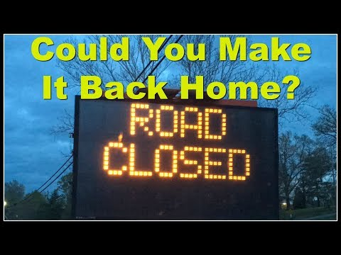 Could YOU Make It Back HOME?