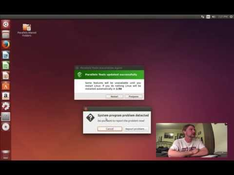 Install Ubuntu on Mac with Parallels 10