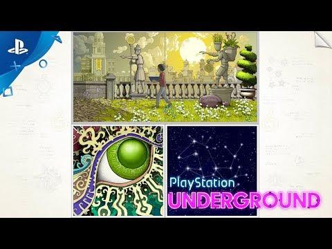Gorogoa - PS4 Gameplay | PlayStation Underground