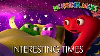 NUMBERJACKS | Interesting Times | S2E18