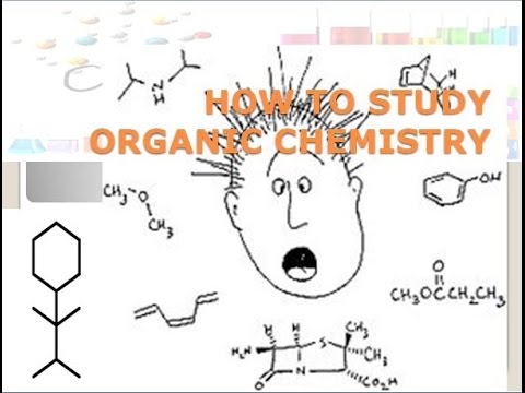 How to study Organic Chemistry