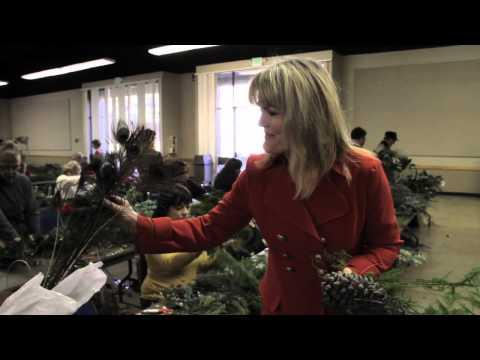 Wreath Making @ The Arboretum