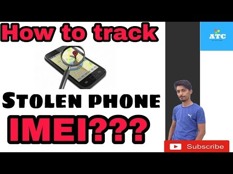 How to find or track your stolen phone 2018 | Find IMEI of stolen phone |