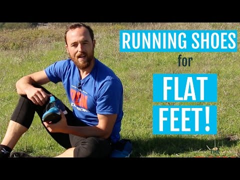 Running Shoes for Flat Feet!
