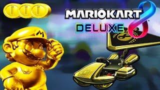 Mario Kart 8 Deluxe Gold Kart Videos 9videostv